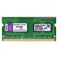 Модуль KINGSTON DDR3 4Gb 1600MHz KVR16S11S8/4