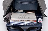 Рюкзак в стилі Bobby протикрадій, фото 3