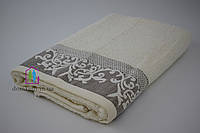 Полотенце махровое Зерон 70х140 см Z3 белое