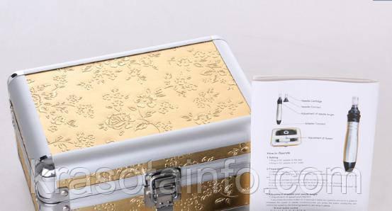Кейс алюминиевый для дермаштампа, фото 1