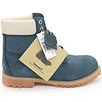 Киев. Синие ботинки Тимберленд (Timberland 26578) - Топ качество! р.(37.5 6707f0f73b7e1
