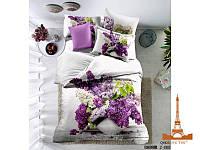 Комплект постельного белья Love You сатин Вега евро