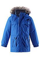 Зимняя детская куртка для мальчика Lassie 721717 - 2890. Размеры 128 - 140.