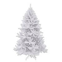 Сосна искусственная Icelandic iridescent белая с блеском, 1,20 м, Triumph Tree Edelman