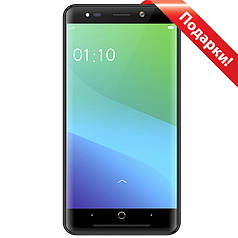 Смартфон 5.0'' Samgle X3,1Gb+16Gb Черный 4 ядра MTK6580 Android 6.0 IPS 2.5D экран 2200mAh камера 5 Мп