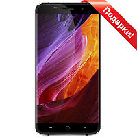 Смартфон 5.5'' Samgle X6, 1Gb+8Gb Черный 4 ядра MTK6580a 1.0GHz Android 6.0 HD IPS 2.5D 3000mAh камеры 2+5 Мп