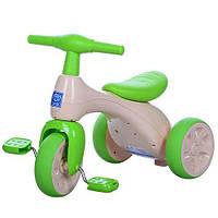 Трехколесный велосипед Bambi 601S-5 Зеленый