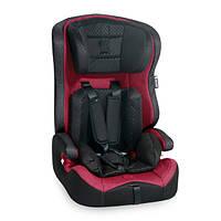 Автокресло Lorelli Solero isofix 9-36 кг red&black