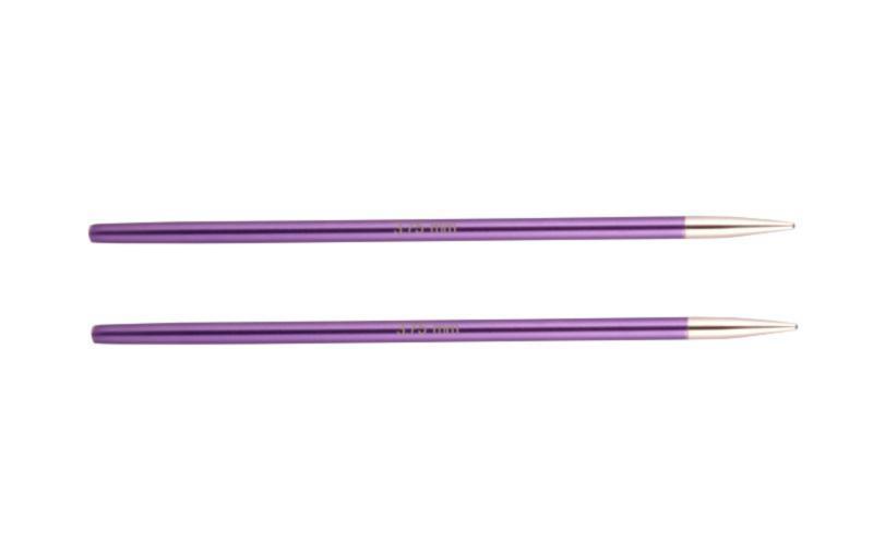 Спицы съемные короткие Zing KnitPro, 3.75 мм