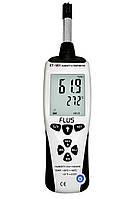 Профессиональный термо-гигрометр Flus ET-951 (0-100%; от -35℃ до + 100℃) DEW. Цена с НДС