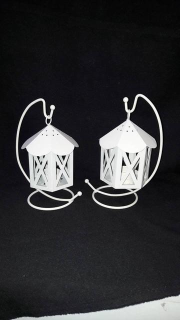 Декоративные фонарики и подсвечники для дома