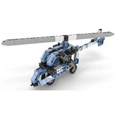 Конструктор серии INVENTOR 12 в 1 - Самолеты, фото 3