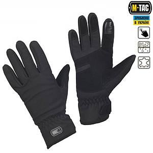 Перчатки Tactical Waterproof чёрные