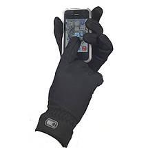 Перчатки Tactical Waterproof чёрные, фото 2