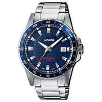 Часы CASIO MTP-1290D-2AVEF мужские наручные часы касио оригинал