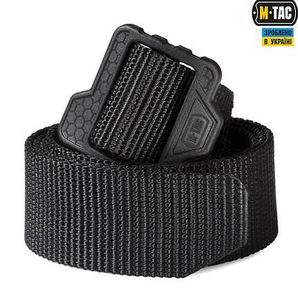 Ремень Lite Tactical Belt чёрный, фото 2