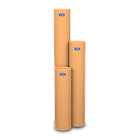 Маскировочная бумага Mixon KRAFT.  Размер рулона 1м x 250м