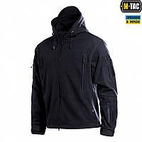 M-Tac куртка флисовая Windblock Division Gen.2 Dark Navy Blue
