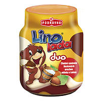 Паста Lino Lada Duo с какао и лесными орехами, 350 г 1799010 ТМ: Lino