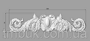 Горизонтальный декор 120 - 300х75 мм, фото 2