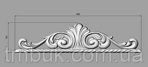 Горизонтальный декор 57  - 500х120 мм, фото 2