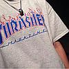 Футболка Thrasher Flame | Оригинальная бирка