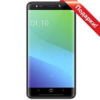 """Ϟ Смартфон 5"""" Samgle X3, 1Gb+8Gb Черный изогнутый IPS экран 2.5D 2SIM камера 8 + 5 МП GPS батарея 3000 mAh"""