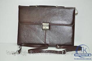 Портфель мужской BOLINNI размер 38/27/4 см 96-9815K