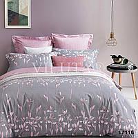 Комплект постельного белья ранфорс 17116