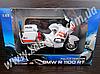 Мотоцикл метал 12811PW