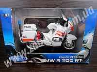 Мотоцикл метал 12811PW, фото 1