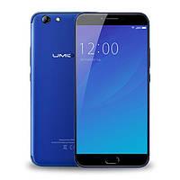 "Смартфон UMI Umidigi C Note 2 Blue синий (2SIM) 5"" 4/64GB 5/13Мп 3G 4G оригинал Гарантия!"