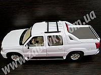 """Машинка  металл """"Welly"""" 22430W Cadillac Escalade EXT 2002"""