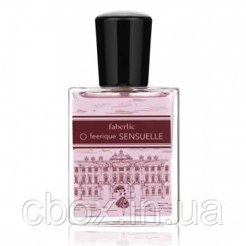 Туалетная вода женская O Feerique Sensuelle, Faberlic, О Феерик Сенсуель, Фаберлик, 3005, 30 мл