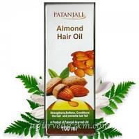 Миндальное масло для волос 100 мл Divya Patanjali Almond Hair Oil