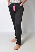 Штани жіночі зимові - еластан, фото 3