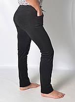 Штани жіночі зимові - еластан, фото 2