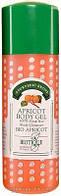 Гель для душа Биотик Био абрикос 210 мл Bio Apricot Body Gel 210 ml Biotique