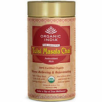 Органик чай со смесью пряностей (Чай масала ) Organic India Tulsi Chai Masala 100 г