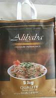 Рис Басмати длиннозернистый Indian Rice 5 кг