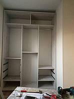 Встроенный шкаф-купе 2176х2600