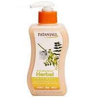 Антибактериальное жидкое мыло для рук Patanjali Anti-Bacterial Herbal Hand wash 250 мл Patanjali