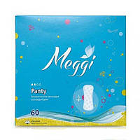 Гигиенические прокладки Meggi Panty 60 (ежедневные)