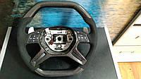 Руль AMG на Mercedes W463, ML166, Gl166 (карбон+алькантара), фото 1