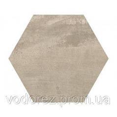 Универсальная плитка для стен и пола Kale  Hexagon Cream GS-A3001 17,5х20