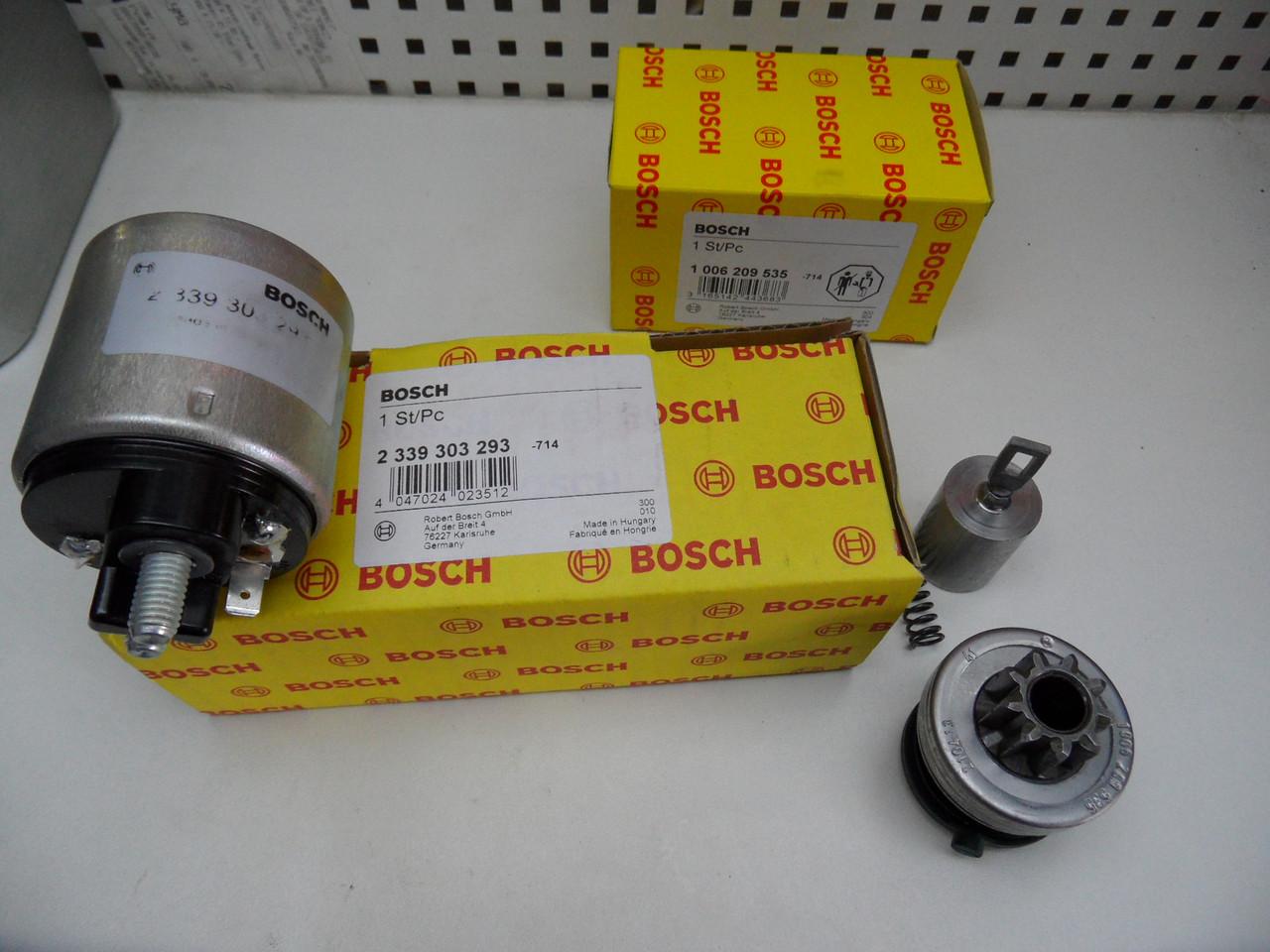 Бендікс, (Привід) стартера, Bosch, 1006209535, 1 006 209 535,