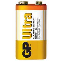 Батарейка GP 1604AU-S1 щелочная (крона)