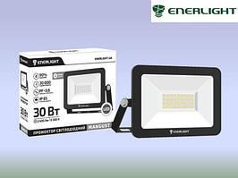 Светодиодный прожектор 30W 6500K Enerlight