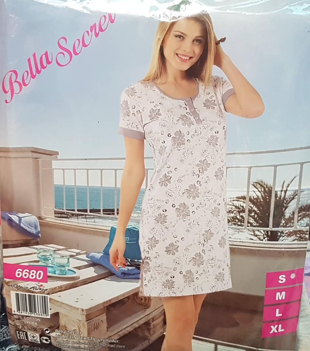 03732a7d4e7fbbc Женская ночная рубашка из хлопка : продажа, цена в Хмельницком ...