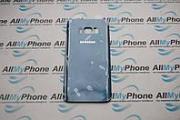Задняя панель корпуса Samsung Galaxy S8 G950  Голубая